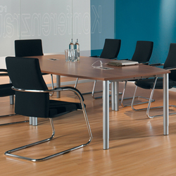 Rondana Meeting | Contract tables | Assmann Büromöbel