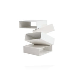 Balancing Boxes Metal | Side tables | Porro