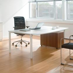 Rondana Desk range | Individual desks | Assmann Büromöbel