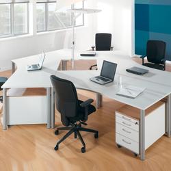 Rondana Schreibtischsystem | Tischsysteme | Assmann Büromöbel