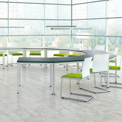 Pontis Meeting | Tables collectivités | Assmann Büromöbel
