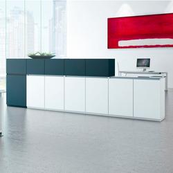 Intavis Stauraumsystem | Büroschränke | Assmann Büromöbel