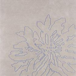 Flake - 0014 | Tapis / Tapis design | Kinnasand