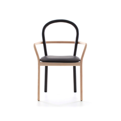 Gentle chair | Chaises de restaurant | PORRO
