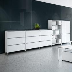 Intavis Storage system | Armadi ufficio | Assmann Büromöbel
