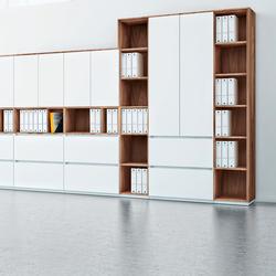 Intavis storage system | Cabinets | Assmann Büromöbel