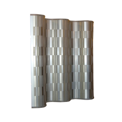 Winoldi Roomdividing screen Vider champagne | Space dividers | JAN WILLEM de LAIVE