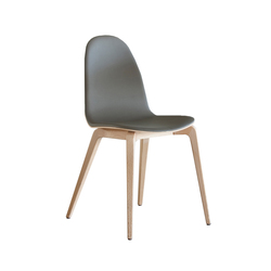 Bob Combi Chair | Visitors chairs / Side chairs | ONDARRETA