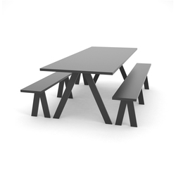 K2 Eating | Tables and benches | JENSENplus