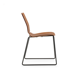 Noa Skid Chair | Chairs | ONDARRETA