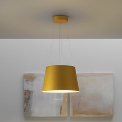 Aurea Suspension lamp | General lighting | FontanaArte