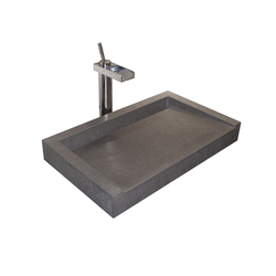 designer waschtische waschtische aus beton architonic. Black Bedroom Furniture Sets. Home Design Ideas