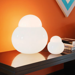 Daruma Table lamp | General lighting | FontanaArte