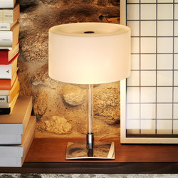 Drum Table lamp | General lighting | FontanaArte