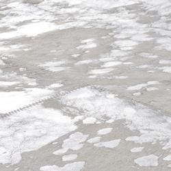 Body & Soul silver rain | Formatteppiche / Designerteppiche | kymo