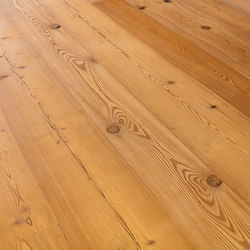 LARCH Country Vulcano wide-plank brushed | natural oil | Wood flooring | mafi