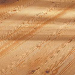 FIR wide-plank brushed | natural oil | Sols en bois | mafi