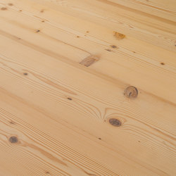 FIR wide-plank brushed | white oil | Planchers bois | mafi