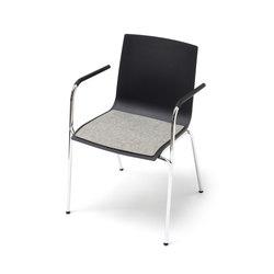 Sitzauflage S 161 von Thonet   Sitzauflagen / Sitzkissen   HEY-SIGN