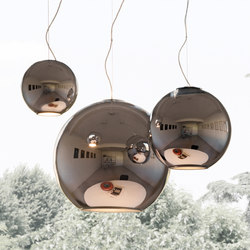 Globo di Luce Suspension lamp | Suspended lights | FontanaArte