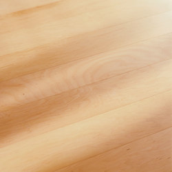 MAPLE Europe sanded | nature oil | Planchers bois | mafi