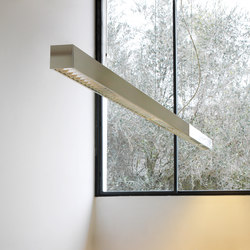 Linea 1 Sistema modulare | Lampade a sospensione | FontanaArte