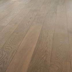 OAK Clear brushed | grey oil | Planchers bois | mafi