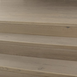 OAK Country brushed | grey oil | Sols en bois | mafi
