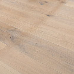 OAK Country brushed | extreme white oil | Sols en bois | mafi