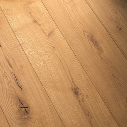 OAK Country wide-plank brushed | nature oil | Sols en bois | mafi