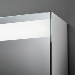 Spiegelschrank level LED-Beleuchtung | Mirror cabinets | talsee