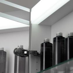 Spiegelschrank level Innenbeleuchtung | Mirror cabinets | talsee