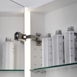 Spiegelschrank twice Innenbeleuchtung | Armadietti a specchio | talsee
