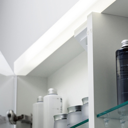 Spiegelschrank even4 Innenbeleuchtung | Spiegelschränke | talsee
