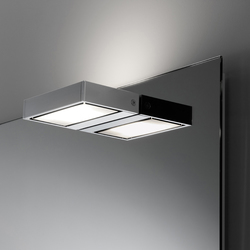 Spiegelschrank style Aufbauleuchte SmallLine kurz | Bathroom lighting | talsee