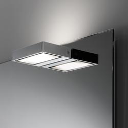 Spiegelschrank style Aufbauleuchte SmallLine kurz | Luminaires de salle de bains | talsee