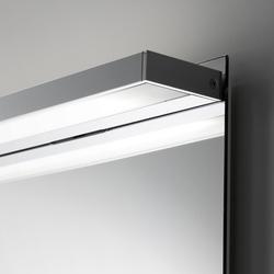 Spiegelschrank style Aufbauleuchte SmallLine lang | Mirror lighting | talsee