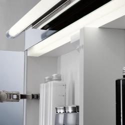Spiegelschrank style Aufbauleuchte SmallLine lang | Bathroom lighting | talsee