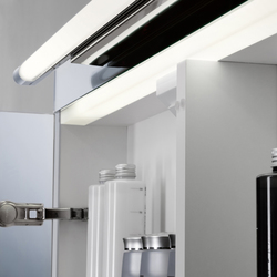 Spiegelschrank style Aufbauleuchte SmallLine lang | Iluminación para espejos | talsee