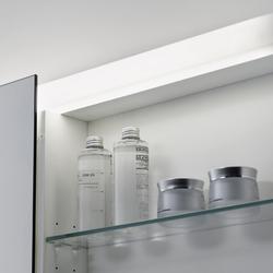 Spiegelschrank pure Innenbeleuchtung | Mirror cabinets | talsee