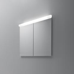 Spiegelschrank eingebaut top4 | Armoires à miroirs | talsee