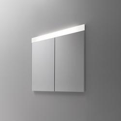 Spiegelschrank eingebaut even7 | Mirror cabinets | talsee