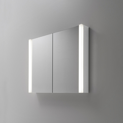 Spiegelschrank twice | Mirror cabinets | talsee