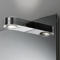 Spiegel style mit Aufbauleuchte Shy Duo | Éclairage de miroirs | talsee