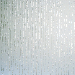 CriSamar® Frosted Rain | Decorative glass | Sevasa