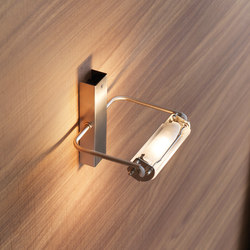 Scintilla Wall lamp | General lighting | FontanaArte