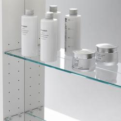 Spiegelschrank mit verspiegelter Rückwand | Armoires à miroirs | talsee