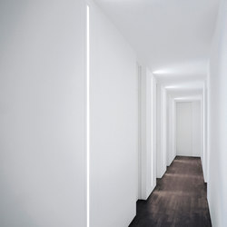 Slot Recessed lamps | Recessed wall lights | FontanaArte