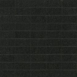 Slimtech Basaltina | Mosaico mattone stuccata | Carrelage pour sol | Lea Ceramiche