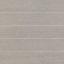 Slimtech Basaltina | Mosaico listello sabbiata | Floor tiles | Lea Ceramiche